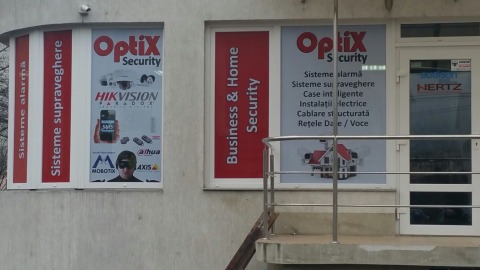 OptiX SECURITY SYSTEM SRL